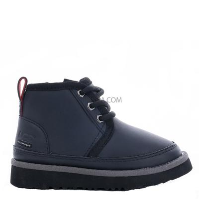 KIDS Neumel Wp Boot Black