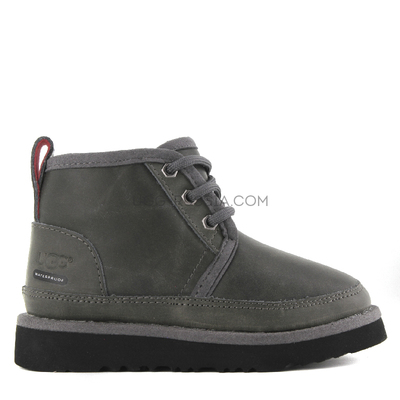 KIDS Neumel II Wp Boot Grey
