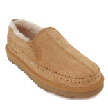 Stitch Slip On Chestnut