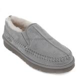 Stitch Slip On Grey