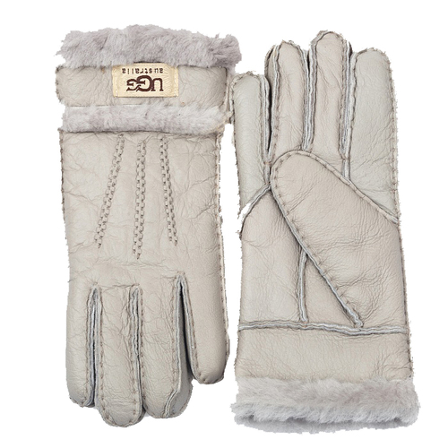 Перчатки UGG Gloves Tenney Light Grey