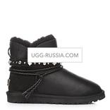 UGG UGG Women's Renn Metallic Black