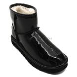 Jimmy Choo Mini Patent Black