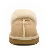 UGG Slippers Scufette Chestnut