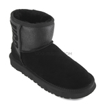 Classic Mini Rubber Boot Black