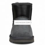 Classic Mini Rubber Boot Grey