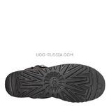 UGG Bailey Button Mini Bling Grey