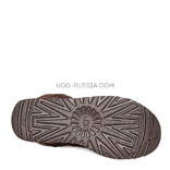 UGG Bailey Button Mini Grey