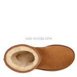 UGG Classic Short Chestnut
