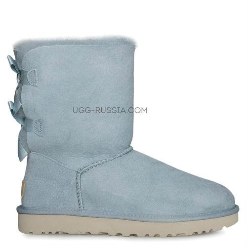 UGG Bailey Bow Blue