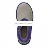 UGG Classic Mini Aqua Grey