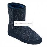 UGG Classic Short Constellation Navy