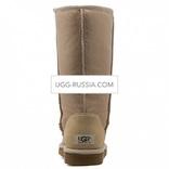UGG Classic Tall Metallic Sand