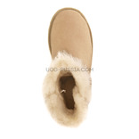 UGG Bailey Button Mini Sand