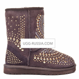 UGG UGG Jimmy Choo Mandah Chocolate