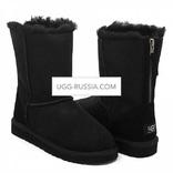 UGG Classic Short ZIP Black