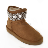 UGG UGG Jimmy Choo Multicrystal Chestnut