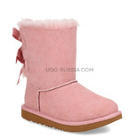UGG KIDS Bailey Bow Pink 2