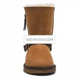 UGG Classic Short Blaise Chestnut