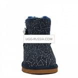 UGG Bailey Button Mini Constellation Bling Navy