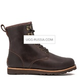 UGG MENS Hannen Chocolate (Chocolate Sole)