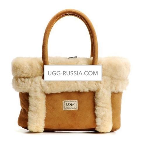 Bag Handbag Chestnut