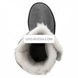 UGG Bailey Button Mini Bomber Black
