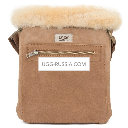 UGG Bag Tablet Chestnut