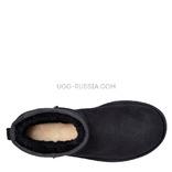 UGG MENS Classic Mini Black