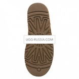 UGG Classic Short Rainbow Chestnut