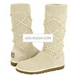 UGG Argyle Knit Sand