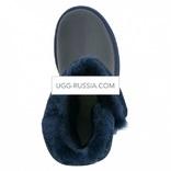 UGG Bailey Button Metallic Navy