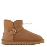 UGG MENS Classic Mini Dylyn Chestnut