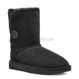 UGG Bailey Button Black