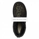UGG Classic Mini Conifer Black