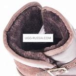 UGG MENS Classic Mini Dylyn Metallic Chocolate