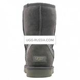 UGG Classic Short Rainbow Grey