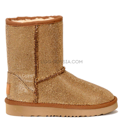 UGG Jimmy Choo Serein Gold