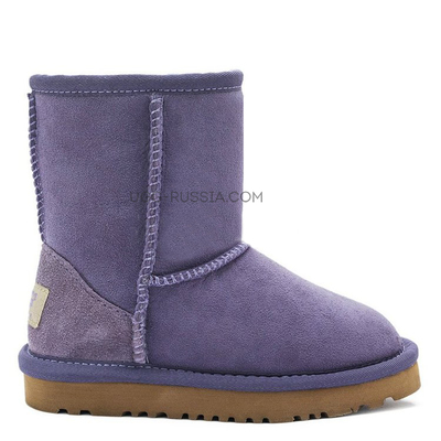 KIDS Classic Short Purple