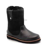 UGG Mens Stoneman Short Leather Black-Bk