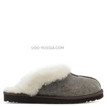 UGG Slippers Scufette Bomber Grey