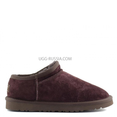 UGG Ultra Mini Tasman - Chocolate